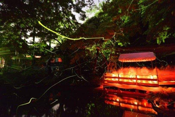 辰野ほたる祭り2019の開催日程や時間、駐車場、見どころは?