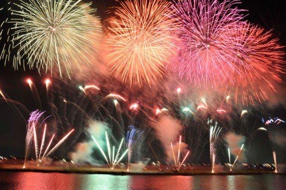 高崎まつり大花火大会の穴場スポット2019と一般観覧席はどこ?