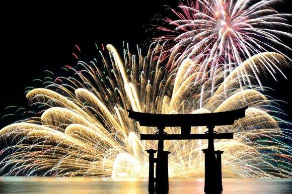 関門海峡花火大会の穴場スポット2019!打ち上げ場所や駐車場は?