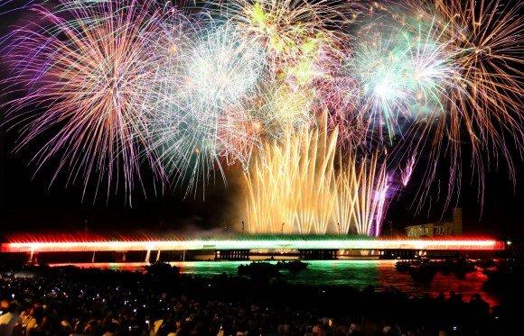 新潟祭り花火大会の穴場スポット2019と開催日程は?