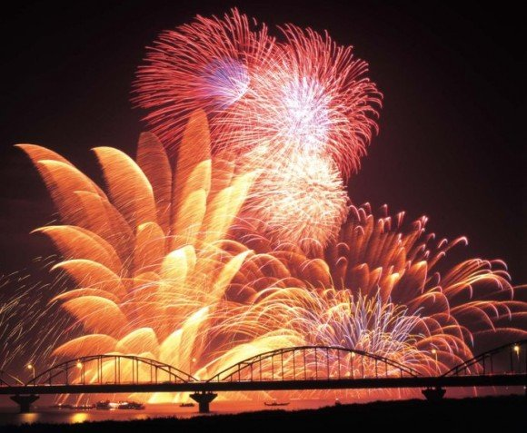 小見川花火大会の穴場スポット2019と駐車場や交通規制は?