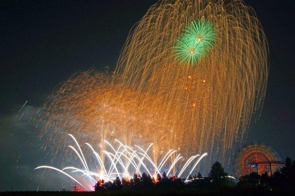 あさか野花火大会の穴場スポット2019はココ!駐車場は?