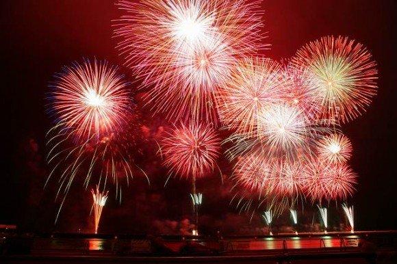 焼津海上花火大会の穴場スポット2019はココ!