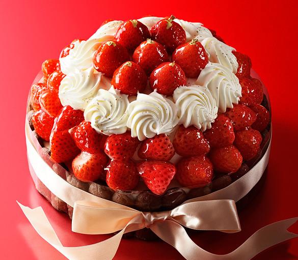 美味しそうなケーキ画 像