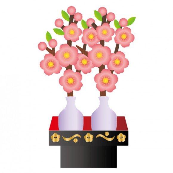 桃の節句の意味や由来と縁起のいい食べ物・行事食は何?