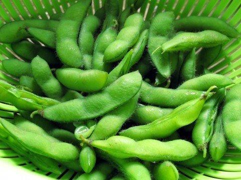 枝豆の茹で方のコツ【茹で時間】と選び方3つのポイント!