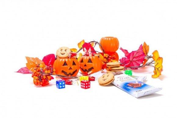 手作りハロウィン飾りの作り方 ... : ハロウィン 飾り 折り紙 : すべての折り紙